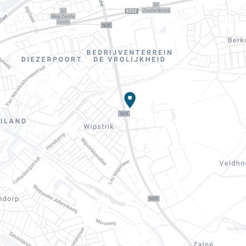 Kom gerust langs op ons kantoor in Zwolle