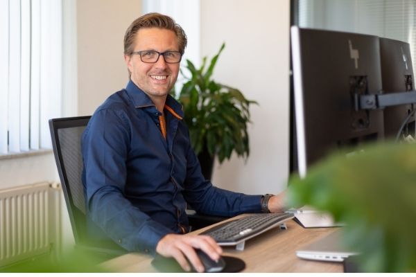Eric haasjes blog scaling up fase 1